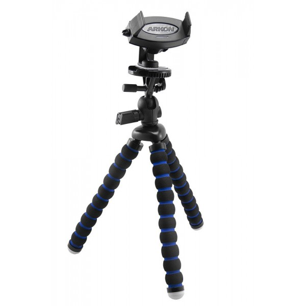 Arkon 11 inch Tripod Mount with Phone Holder, MG2TRIXL