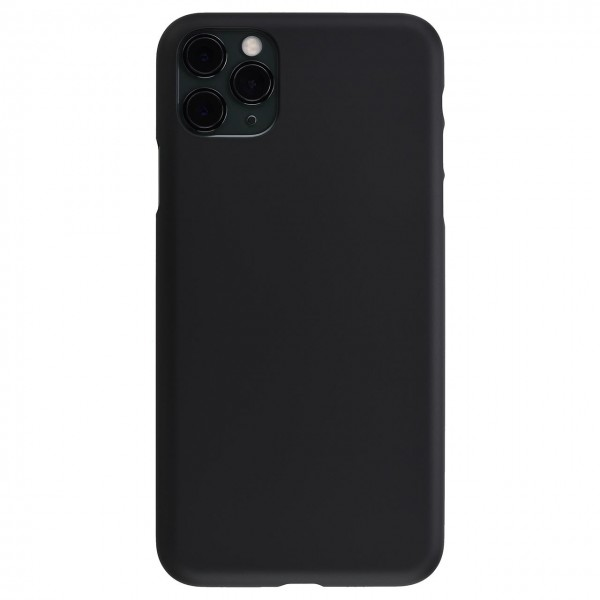 Power Support - Air Jacket for iPhone 11 Pro Max - Rubberised Black, PSSC-72