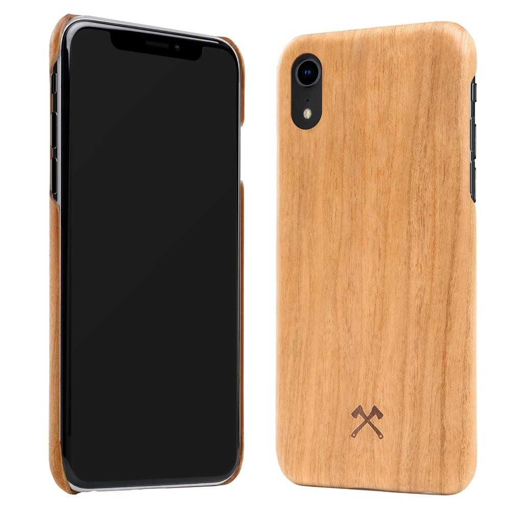 Woodcessories EcoCase Slim for iPhone XR - Cherry, eco272