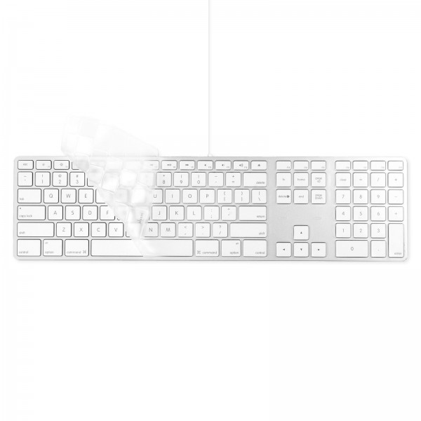 Moshi ClearGuard FS for Full Size Wired Keyboard, 99MO021904