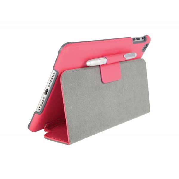 STM Marquee Case for iPad mini with Smart Screen Cover - Pink, *MARQPINK
