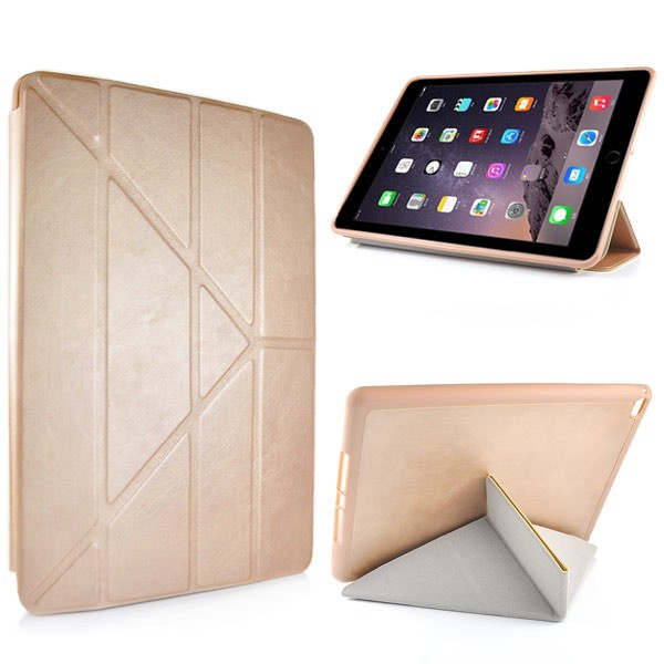 Transformers Flip Case for iPad Air 2 - Gold, IPD6-TRANS-65888