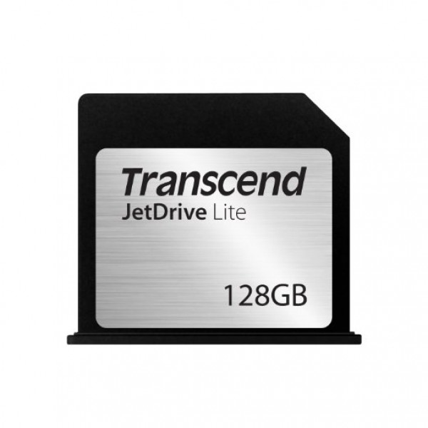 Transcend 128GB 360 JetDrive Lite add-in SSD Flash Expansion Card for MacBook Pro Retina 15in - Late 2013 to Mid 2015, TS-128-GJDL-360