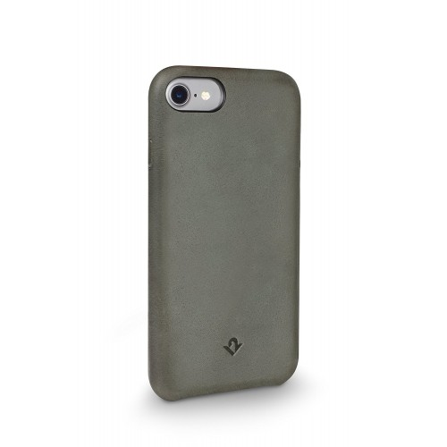 Twelve South Relaxed Leather for iPhone 8/7/6S - Khaki