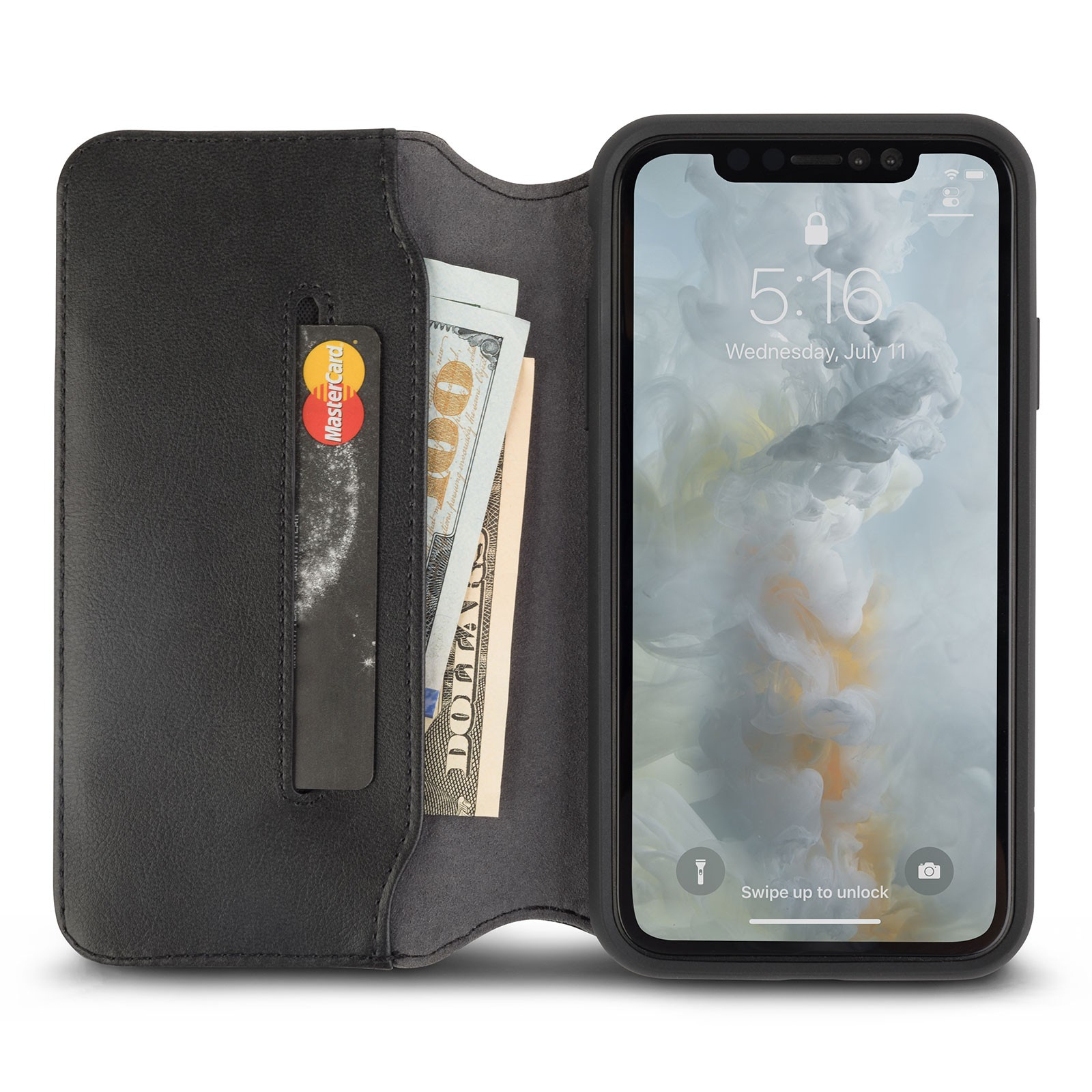 Moshi Overture for iPhone Xs Max - Black, 99MO091011