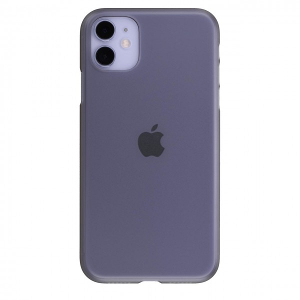 Power Support - Air Jacket for iPhone 11 - Smoke Matte, PSSK-70