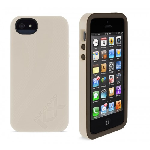 Newer Technology NuGuard KX for iPhone 5/5S/SE - Eagle Shield