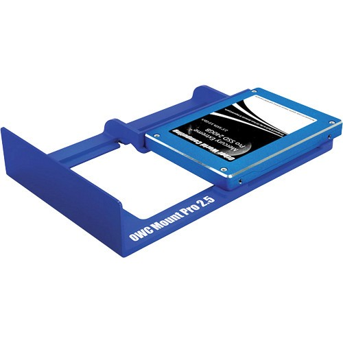 """OWC Mount Pro: 2.5"""" Drive Sled for Mac Pro 2009-2012, OWCMMP35T25"""