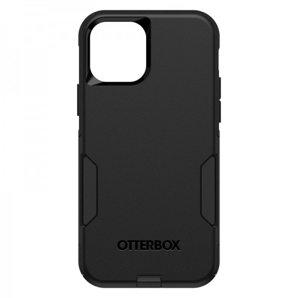 OtterBox Commuter Case For iPhone 12/12 Pro - Black, 77-65405