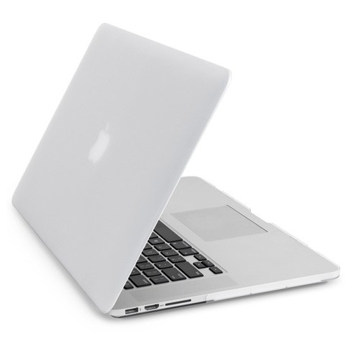 """NewerTech NuGuard Snap-On Laptop Cover for 15"""" MacBook Pro with Retina Display - Clear"""