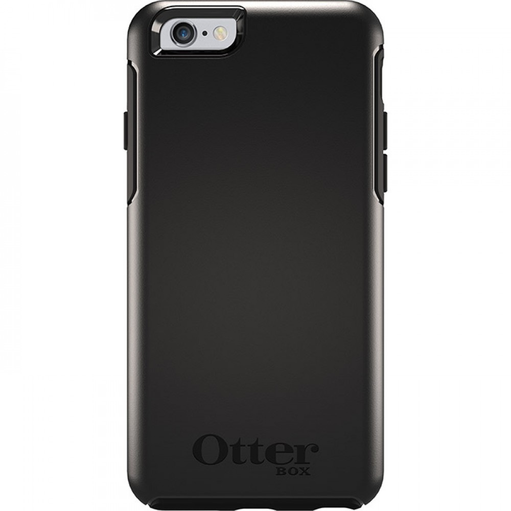 Otterbox Symmetry Rugged Case for iPhone 6/6S - Black, 77-52290