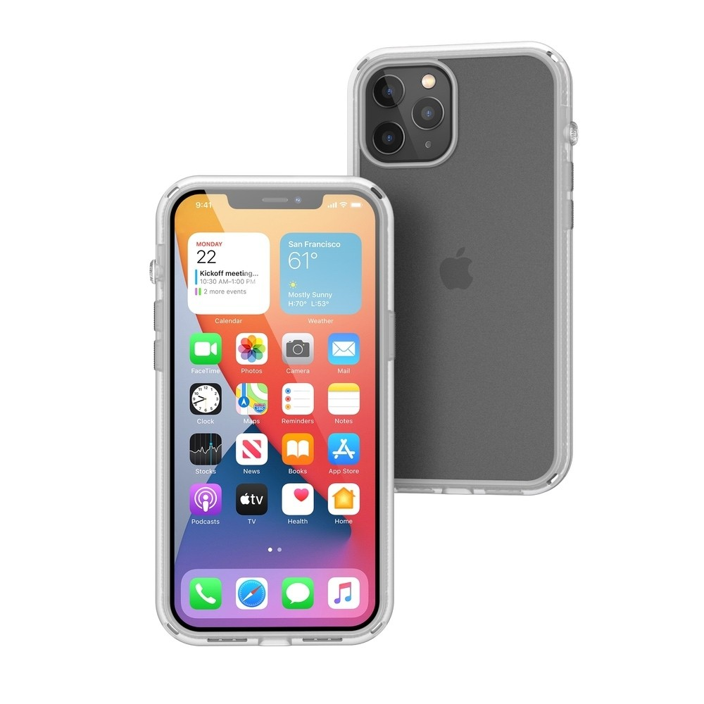 Catalyst Influence Impact Case for iPhone 12 Pro Max - Clear, CATDRPH12CLRL