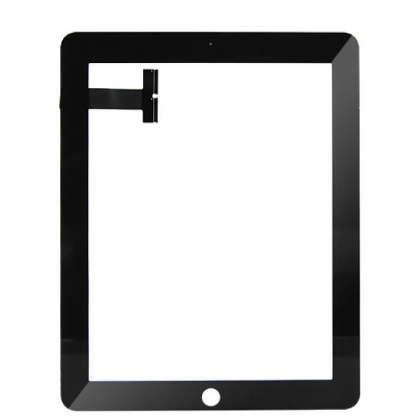iPad Touch Panel w/ Digitizer Assembly - Wi-Fi Version