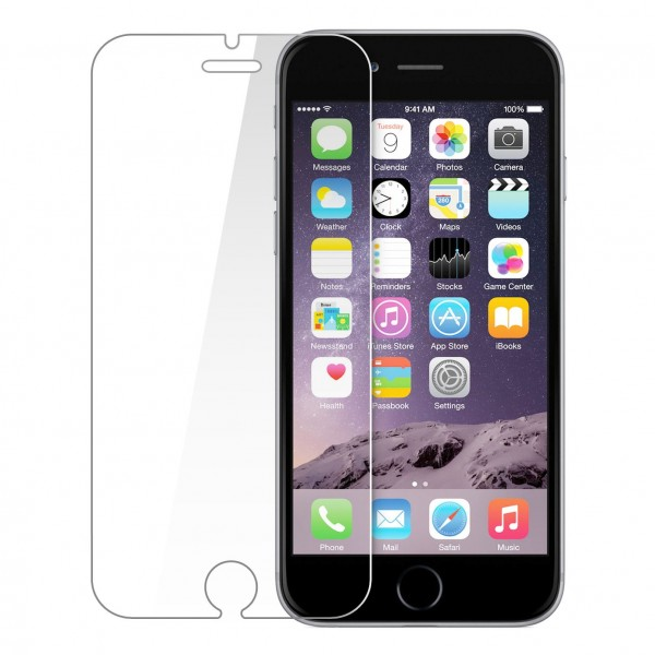"""Screen Protector / Protective Film with Clear (Glossy) Finish for iPhone 6/6S Plus - 5.5"""", SCR-IPH6+64981"""