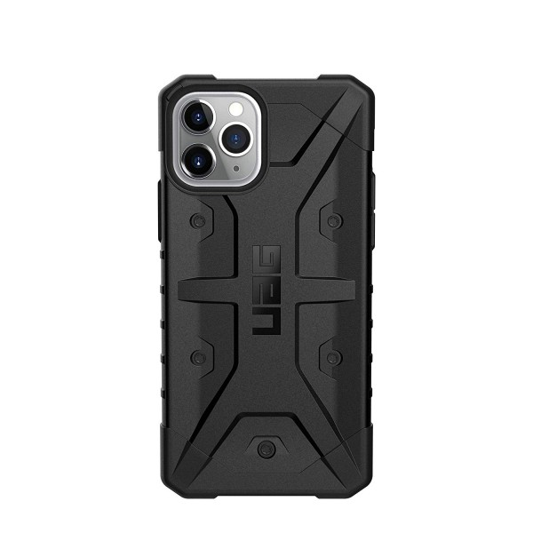 UAG Pathfinder for iPhone 11 Pro Feather-Light Rugged Military Drop Tested Case - Black, 111707114040