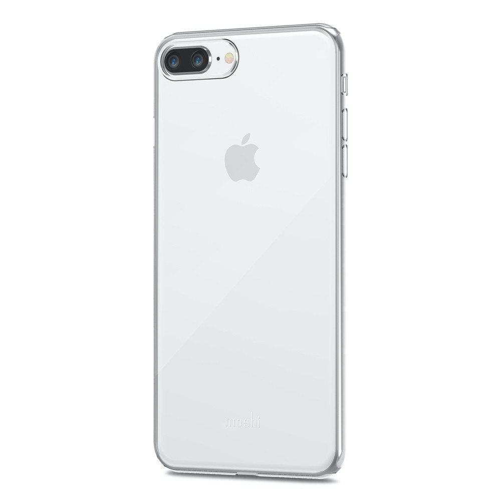 Moshi SuperSkin for iPhone 8Plus/7 Plus - Transparent, 99MO111902