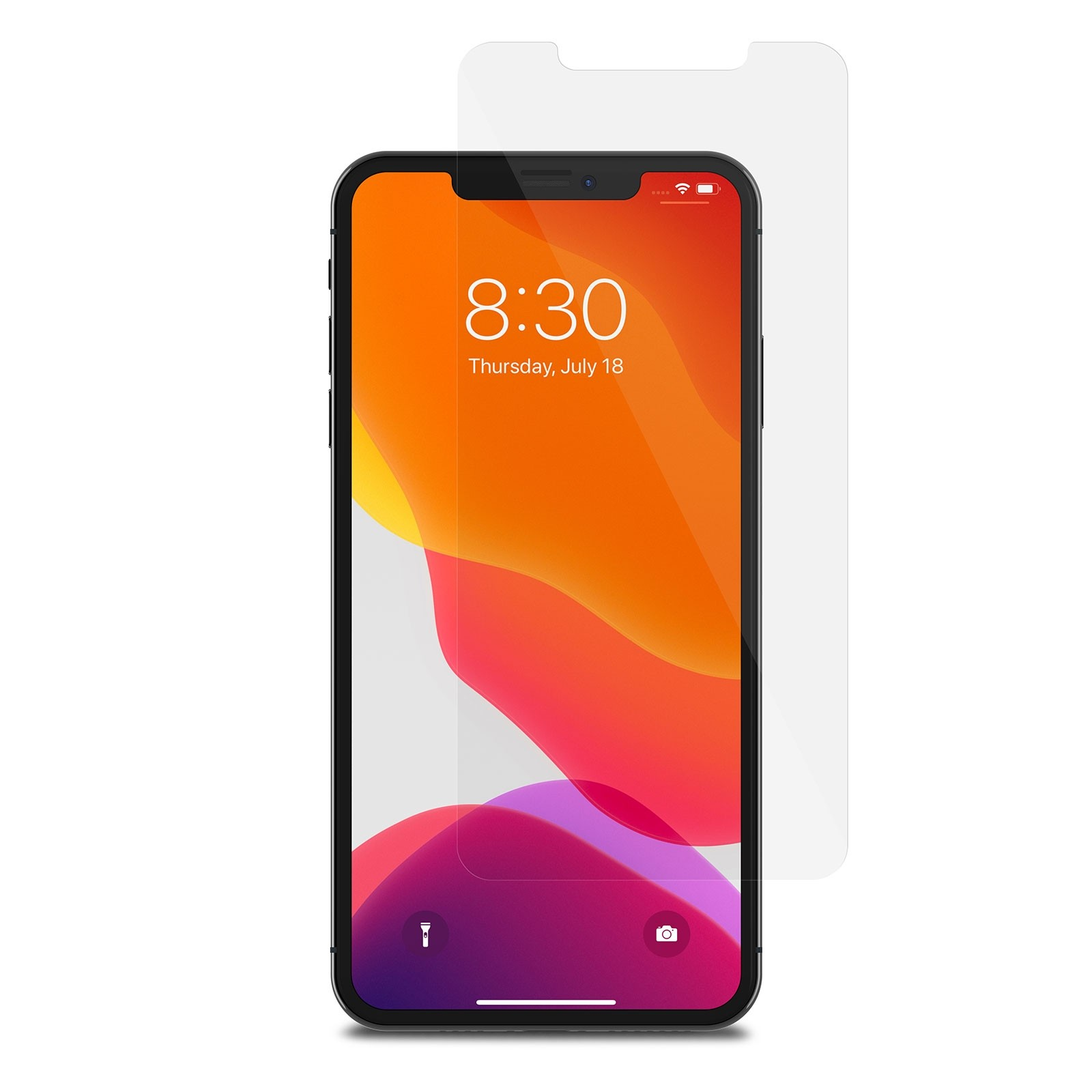 Moshi AirFoil Glass for iPhone 11 Pro Max / Xs Max, 99MO076021