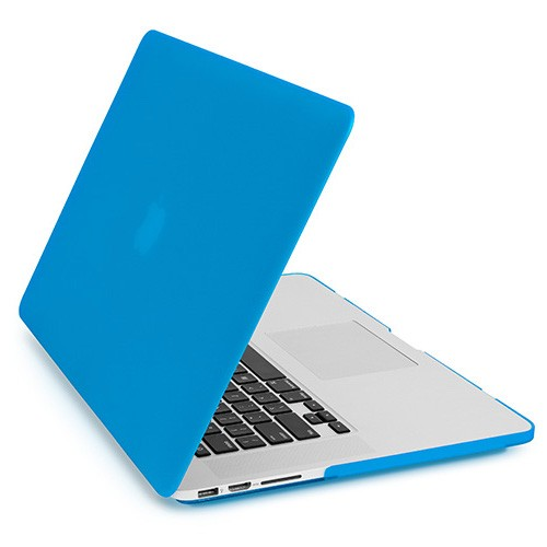 """NewerTech NuGuard Snap-On Laptop Cover for 13"""" MacBook Pro with Retina display (2012-2015) - Light Blue"""