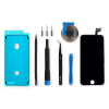 iFixit iPhone 6s LCD Screen and Digitizer Full Assembly, New, Fix Kit - Black, IF314-040-5