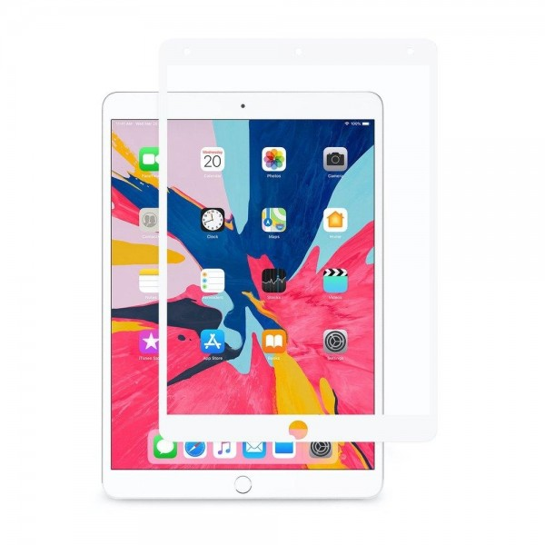 "Moshi iVisor AG for iPad Pro/Air 10.5"" - White, 99MO020013"