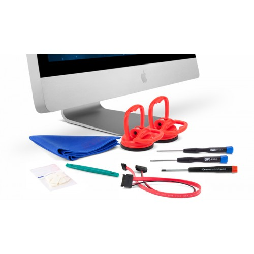 "OWC DIY Kit for all Apple 27"" iMac 2011 Models for installing an internal SSD"