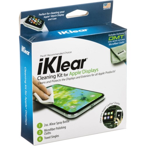 iKlear iPod, iPhone, MacBook & MacBook Pro Cleaning Kit