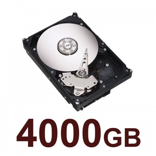"""**DISCONTINUED** 4TB WD Red HDD 3.5"""" Internal SATA, Variable RPM"""