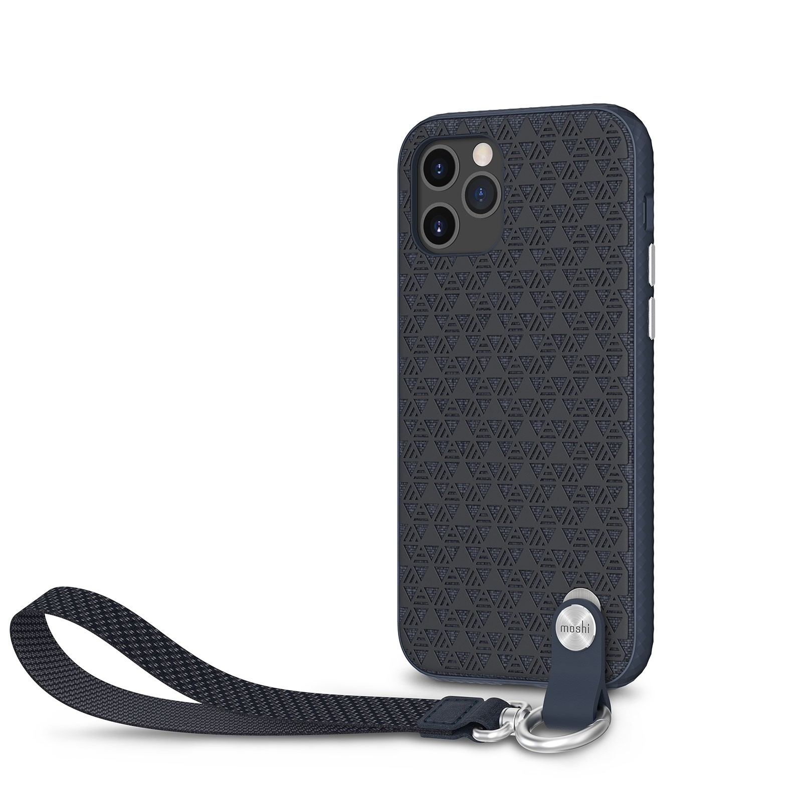 Moshi Altra for iPhone 12/12 Pro (SnapTo™) - Midnight Blue, 99MO117008
