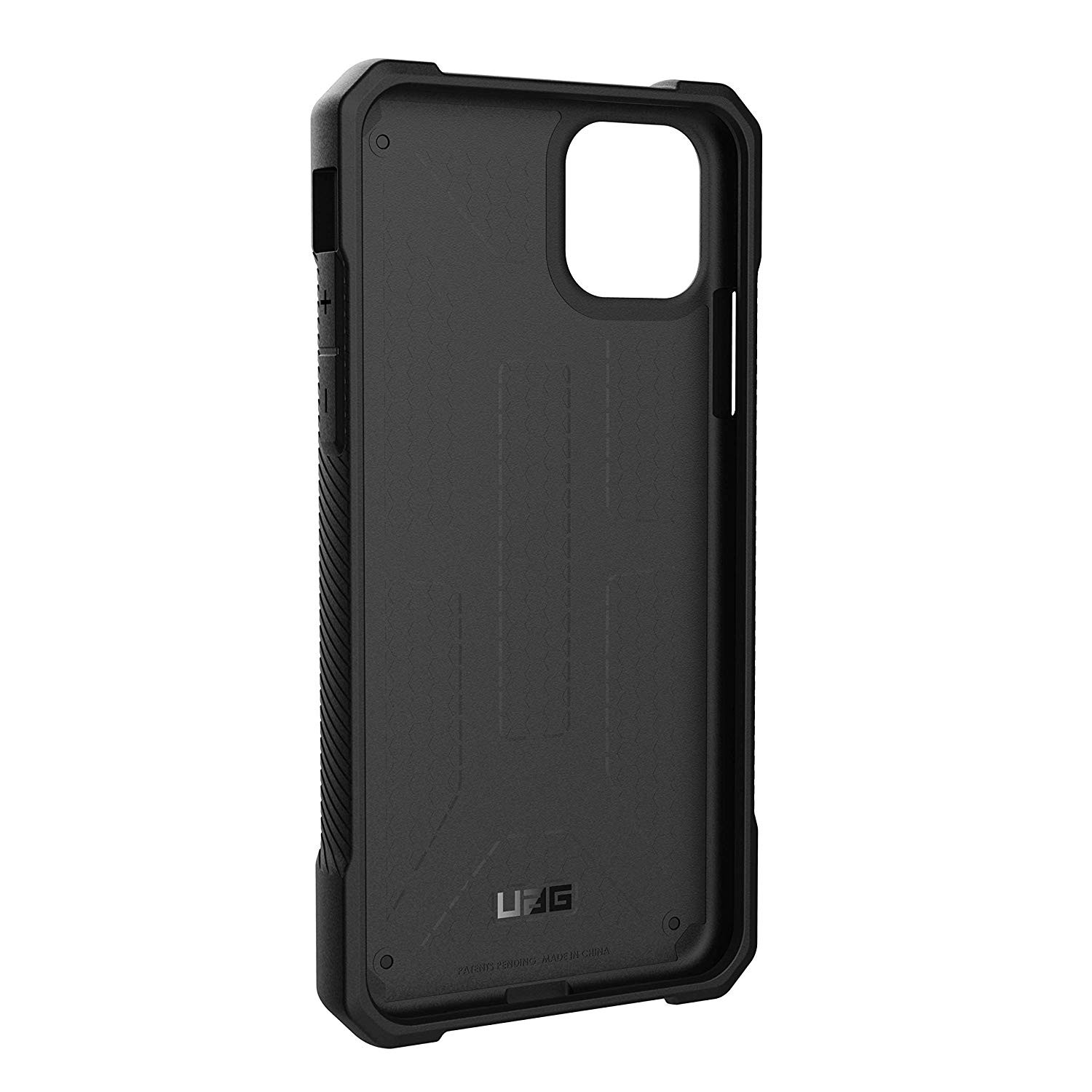 UAG Monarch for iPhone 11 Pro Max Feather-Light Rugged Military Drop Tested Case - Black, 111721114040