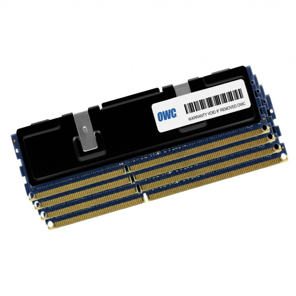 64.0GB (4 x 16.0GB) OWC PC8500 DDR3 1066MHz ECC FB-DIMM 240 Pin RAM - 8-Core Only, OWC85MP3S9M064K