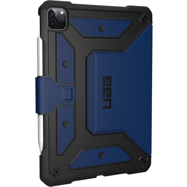 "Urban Armor Gear Metropolis Case for iPad Pro 11"" (2nd Gen) - Cobalt, 122076115050"