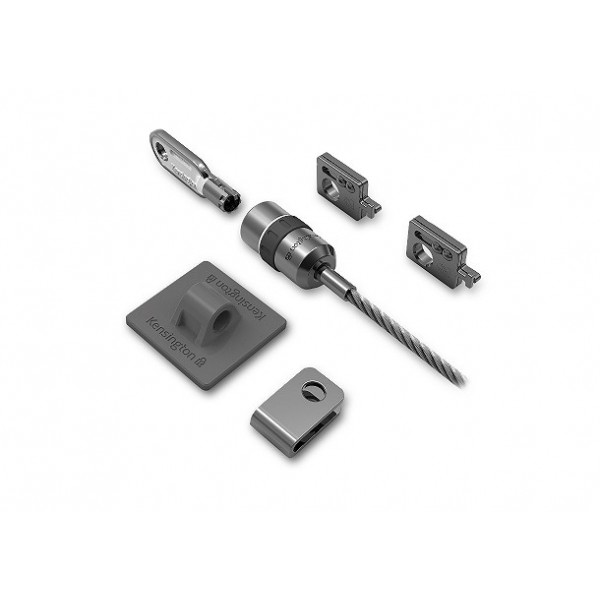 Kensington Desktop and Peripherals Locking Kit, KN-64615