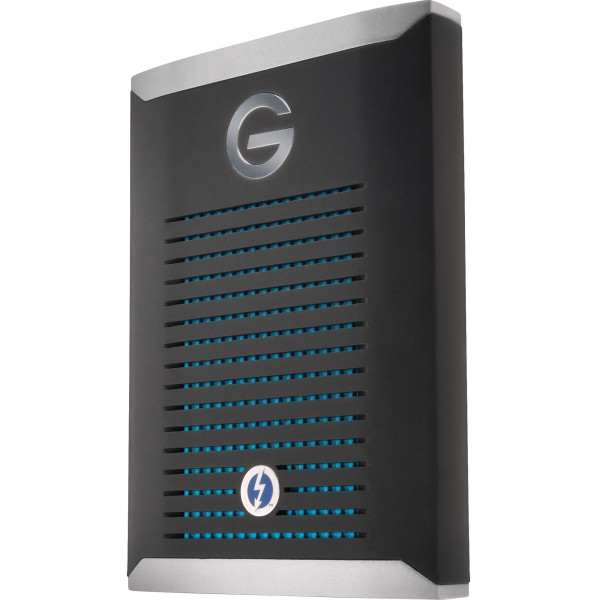 G-Technology 500GB G-DRIVE mobile Pro Thunderbolt 3 External SSD, GT0G10310