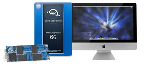 """SSD Storage for iMac 21.5"""" 2013 - Current"""