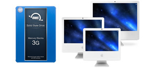 """SSD Storage for iMac 17/20/24"""" Late 200"""